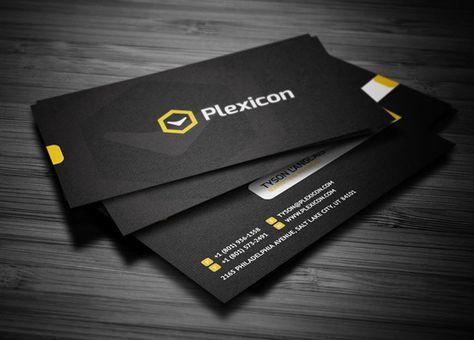 Business Card Designs Lava360