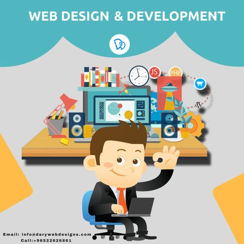Dary Web Designs is the leading Web design and development