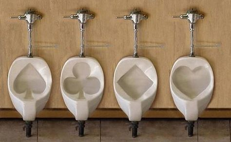 Royal Flush. This is hilarious :D