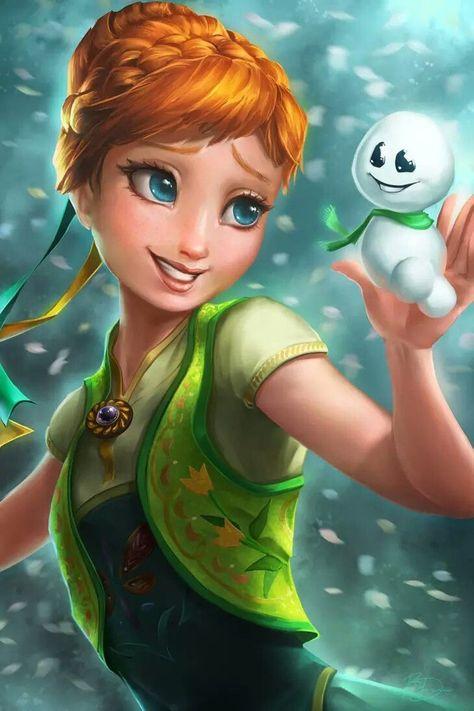 Acompanhada por um vendedor de gelo, a jovem e destemida princesa Anna parte em uma jornada por perigosas montanhas de gelo na esperança de encontrar sua irmã, a rainha Elsa, e acabar com a terrível maldição de inverno eterno, que está provocando o congelamento do reino. #Elsa #Frozen #Frozen2