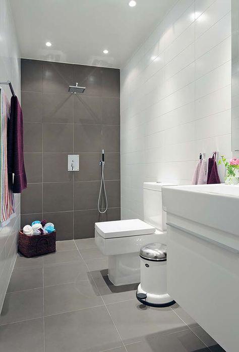 35 Stylish Small Bathroom Design Ideas Simple Bathroom Grey