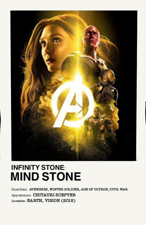 Infinity Polaroids Mind Stone