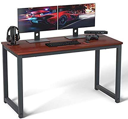 Computer Desk Image By Jaroslav Zlatomirov In 2020 Best Home Office Desk Computer Desk Home Office Desks