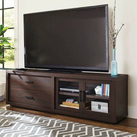 Home Entertainment Wall Units Long Tv Stand Tv Decor