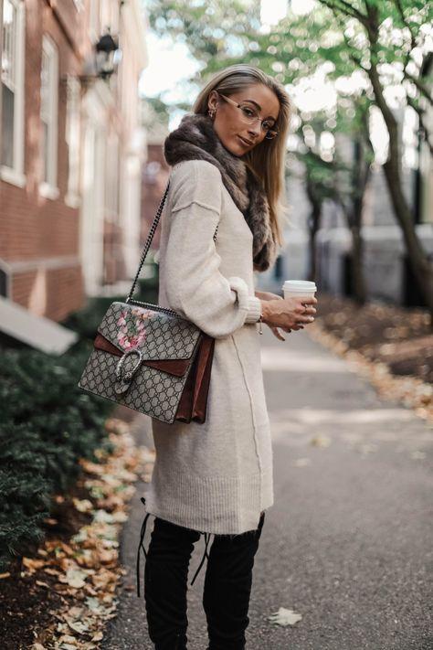 Visiting Harvard University - Boston Outfit Diaries - Fashion Mumblr