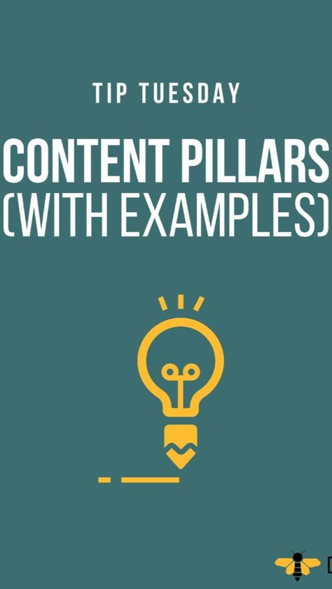 Content Pillars   Content Pillars Social Media