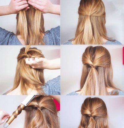 Wedding Hairstyles Guest Half Up Easy 49 Best Ideas Half Up Half Down Hair Half Up Hair Half Up Wedding Hair