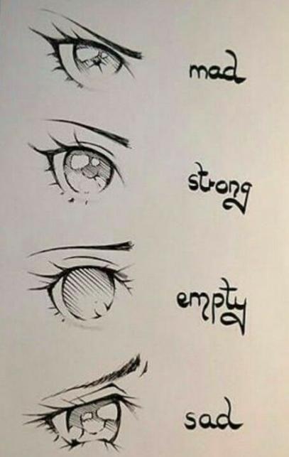 Drawing Anime Eyes Beautiful 46 Ideas Drawing Sketches Eye