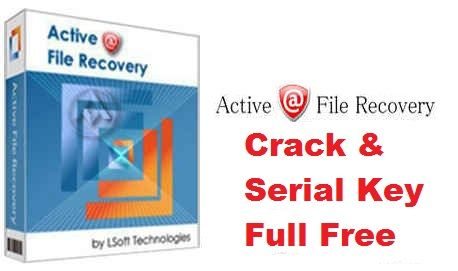 active file recovery with crack
