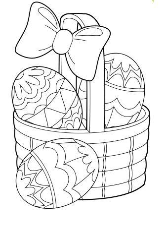 Bunte Ostereier Zum Ausdrucken Ostereier Ausmalen Malvorlagen Ostern Ausmalbilder Ostern