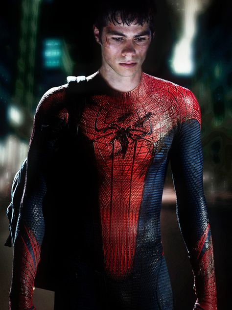Sabías que... Dylan O'Brien - #52 spiderman