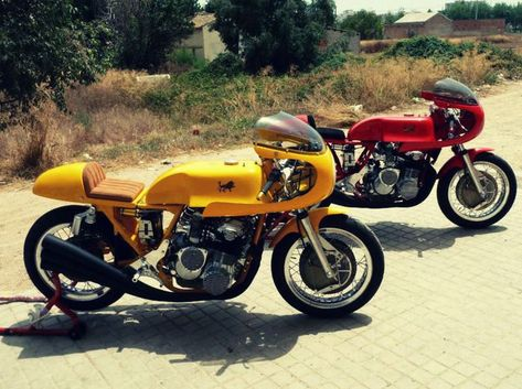 Benelli Racers – Silodrome