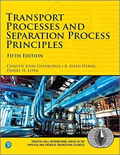 Pdf Epub Separation Process Principles Solution Manual Engineering Science Chemical Engineering Separation