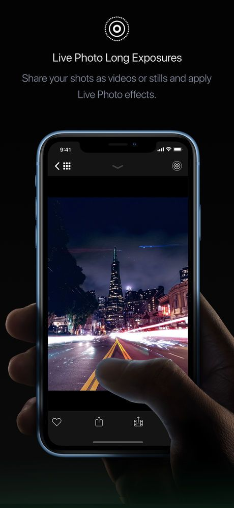 Spectre Uses Ai To Help You Make Amazing Long Exposure Photographs Spectre Can Remove Crowds Turn City Streets Into R Camera Apps Long Exposure Camera Camera