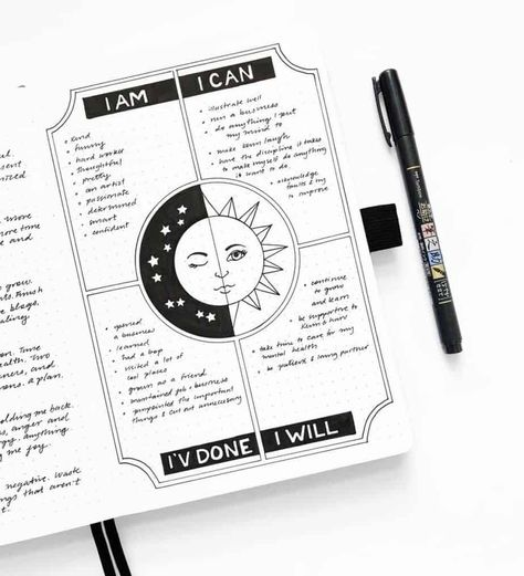 I loved this article I learned a couple of great bullet journal hacks and tips that I haven t ever heard about before Bullet journal layout bullet journal ideas Bullet journal inspiration Bullet Journal Page, Self Care Bullet Journal, Bullet Journal Writing, Bullet Journal Aesthetic, Bullet Journal Themes, Bullet Journal Spread, Journal Pages, Bullet Journals, Bullet Journal Layout Ideas