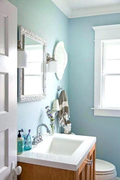 Bathroom Colours Paint Worn Turquoise Light Blue Bathroom Blue Bathroom Paint Bathroom Paint Colors