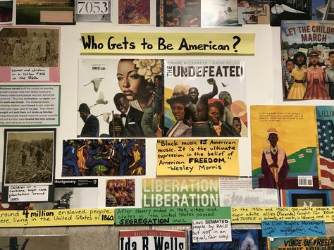 """1619 Project"" Poised to Reframe Teaching of Slavery. Here's How Educators Are Using the Information, Curriculum"