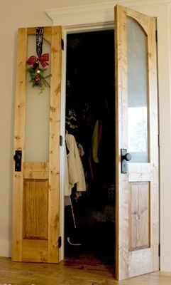 Types Of Closet Doors With Pros And Cons Diy Interior French