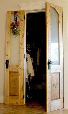 Types Of Closet Doors With Pros And Cons Diy Door Folding