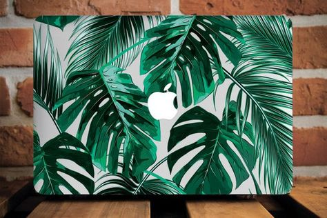Banneker Removable Tropical Palm Leaves L x W Peel and Stick Wallpaper Roll