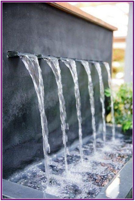 29 Fantastic Garden Waterfall For Small Garden Ideas Outdoor