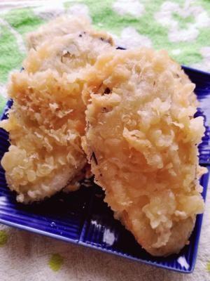 さつまいも 天ぷら レシピ