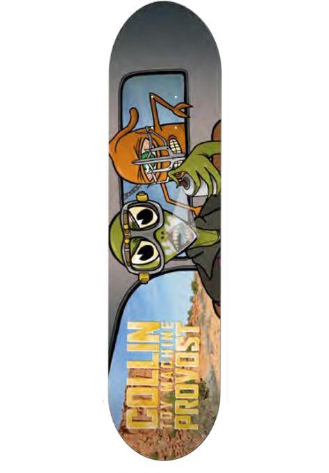 Toy-Machine Provost-WarTurtle - titus-shop.com #Deck #Skateboard #titus #titusskateshop