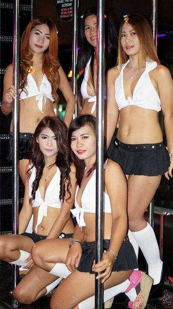 Thailand gogo girls, sexy pinkworld teen college girl video