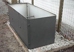 Hochbeet Aus Metall Direkt Vom Hersteller Aus Vorarlberg Hochbeet Hochbeet Aus Metall Beete