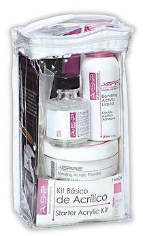 Basic Starter Acrylic Kit Beauty Buff Acrylic Nail