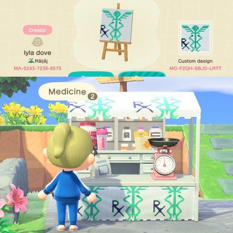 Your Design, Custom Design, Pharmacy Design, Craft Stalls, Animal Crossing Game, Island Design, Coding, Qr Codes, Pattern