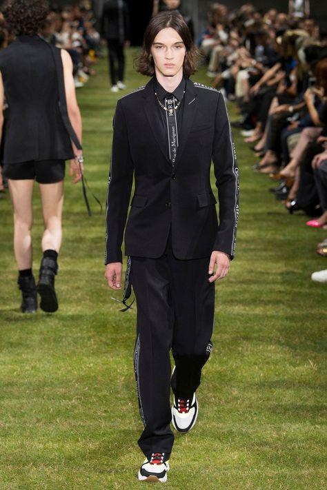 Dior Homme: menswear spring/summer 2018