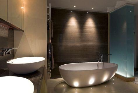 Badezimmer Beleuchtung Indirekt Mit Bildern