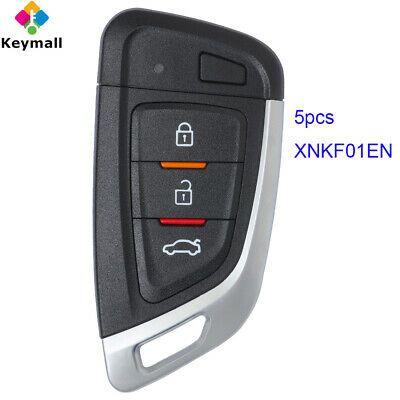Advertisement Ebay 5pcs Xhorse Vvdi Universal Remotes Key Smart
