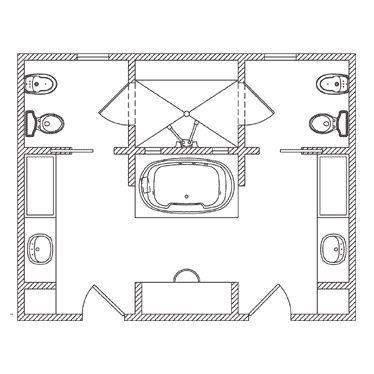 Floor Plan Options Bathroom Ideas Planning Bathroom Kohler Bathroom Floor Plans Bathroom Plans Bathroom Layout