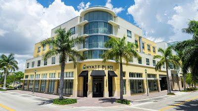 Travel Destination Guide Hyatt Place Delray Beach