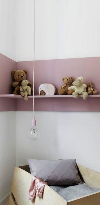 Suspension e27 rose led h23cm o12 5cm muuto normal | Lampes chambre ...