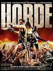 Horror Review La Horde Filmes E Shows