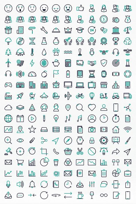 500 Animated Icons