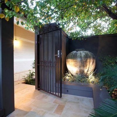 Nedlands Tropical Garden Cultivart Landscape Design Coolhomeandgardenlandscapes Courtyard Gardens Design Small Courtyard Gardens Landscape Design