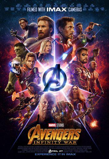 Avengers Infinity War 2018 Dual Audio Clean Hindi 450mb Hdts 480p
