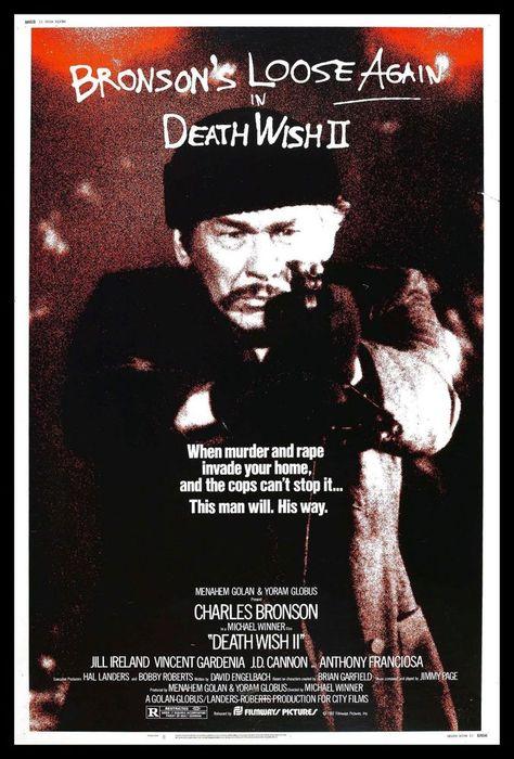 Bronson Movie Poster 24inx36in