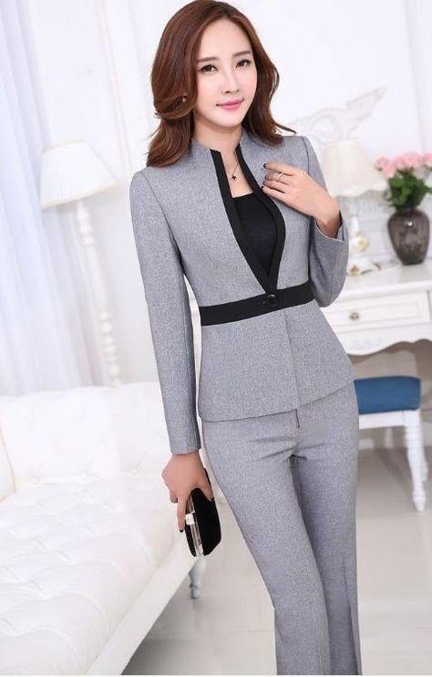 Female 2 pieces suit