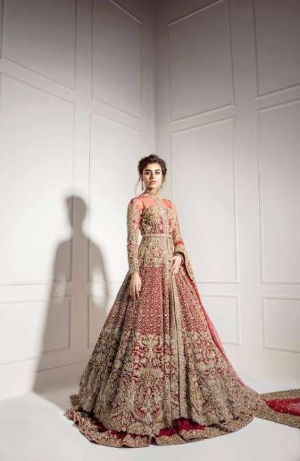 New dress wedding pakistani indian bridal Ideas