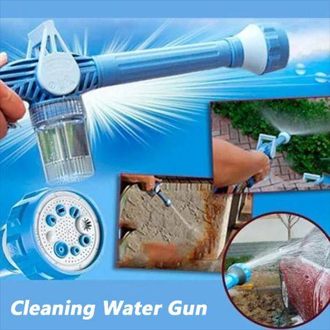 8 In 1Multi-function Watering Flower Cleaning Water Gun(BUY 1 GET 2ND 10% OFF)