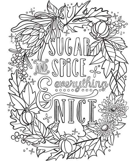 Autumn Wreath Fall Coloring Pages Printable Christmas Coloring Pages Crayola Coloring Pages