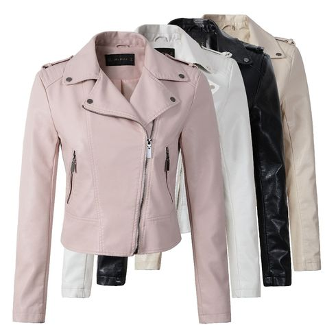 Women Winter Coat Leather Jacket Casual Sportwear Outwear Hot Long Coat