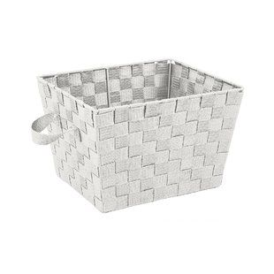Modern Baskets Boxes Bins Baskets Buckets Allmodern Plastic Baskets Fabric Storage Bins Organizing Linens