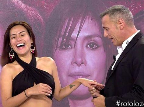 La fallida petición de matrimonio de Carlos Lozano a Miriam Saavedra