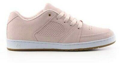 Es Accel Sz.9.5 Slim skate shoes Dusty